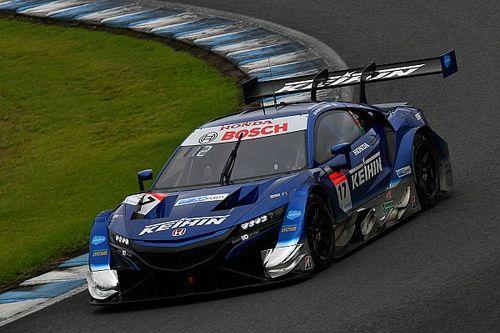 スーパーGT第4戦もてぎ:決勝順位速報 #17 KEIHIN NSX-GTが今季2勝目!