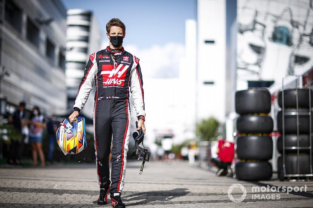 Grosjean odpuści Indy 500