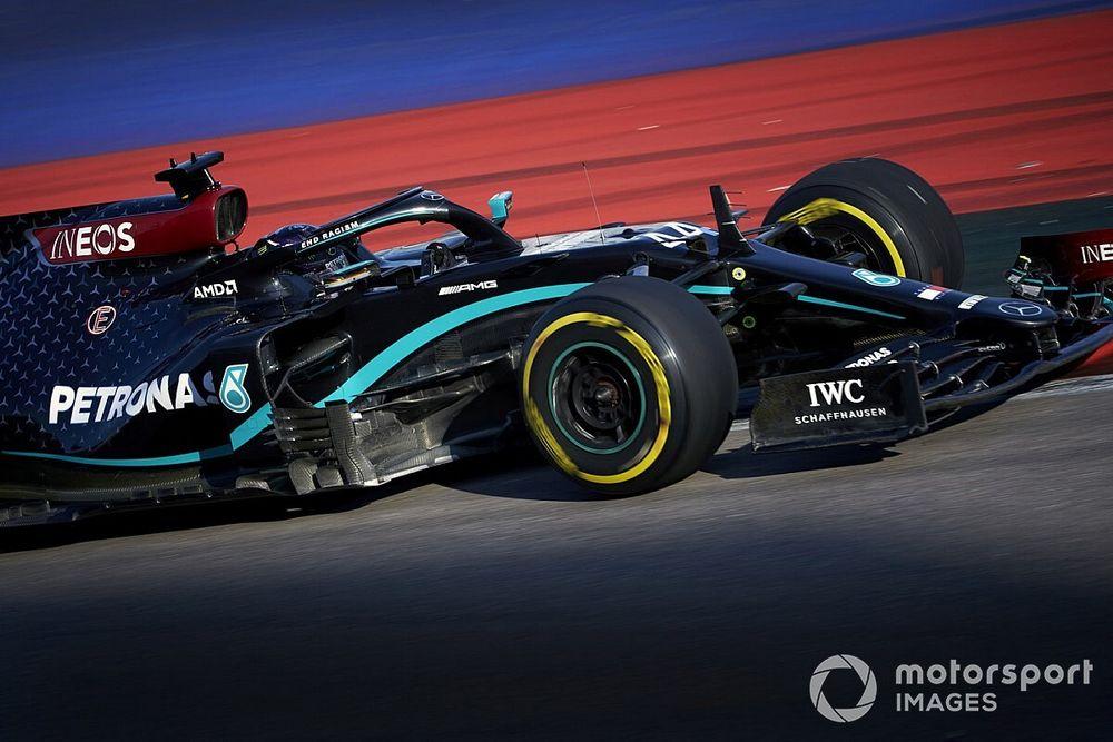 """Mercedes ne prévoit pas de rebaptiser l'équipe """"AMG"""""""