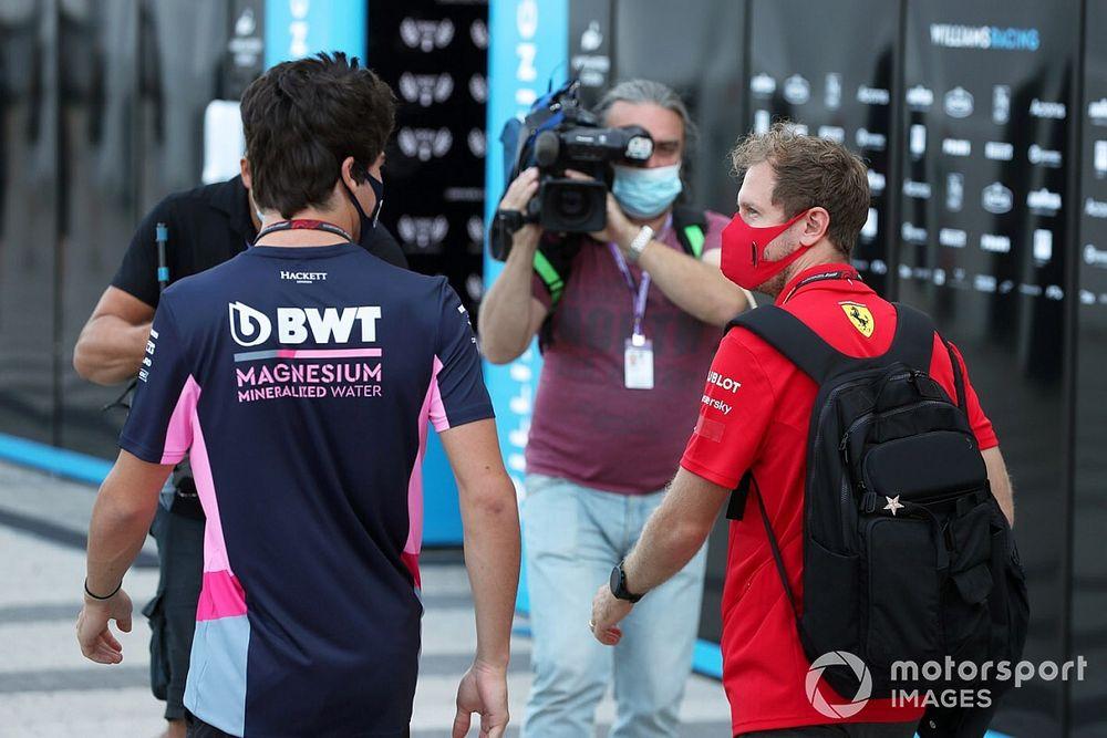 Vettel neemt aandelen in nieuwe werkgever Aston Martin