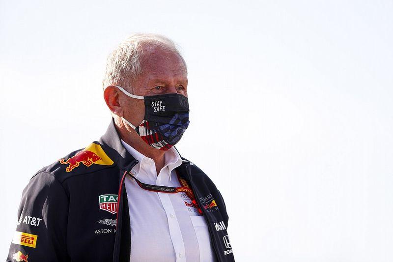Marko: Pérez y Verstappen serán tratados por igual en Red Bull
