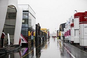 Ф1 разработала план, чтобы не отменять оставшиеся заезды Гран При Айфеля