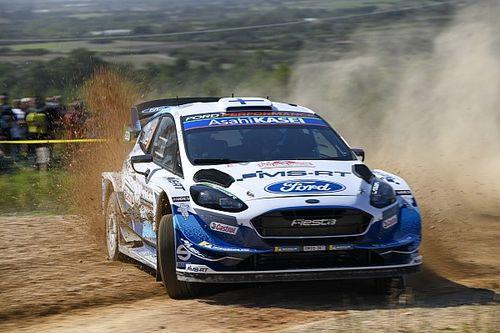 WRC, Rally Italia, PS1: Suninen è super ed è il primo leader