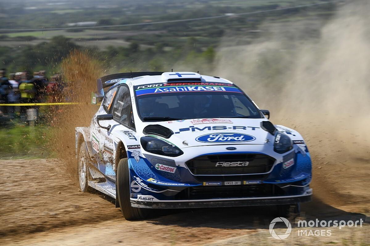 Dwanaście rund WRC 2021
