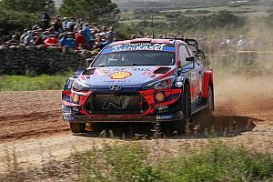 WRC, componente sottopeso sulla i20 di Sordo: Hyundai multata