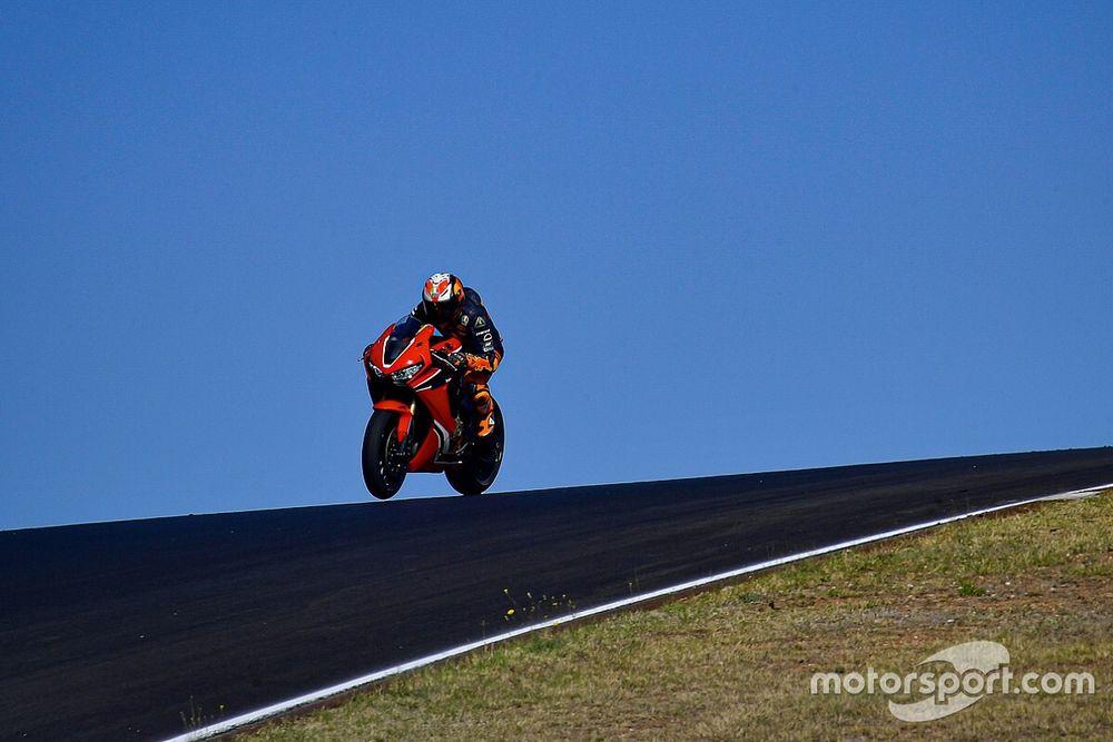 """Portimao """"al limite della sicurezza"""" per i piloti MotoGP"""