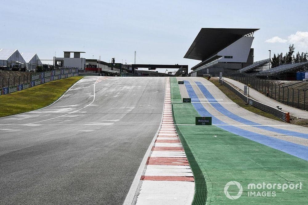 Portimao: la F1 sale sulle... montagne russe