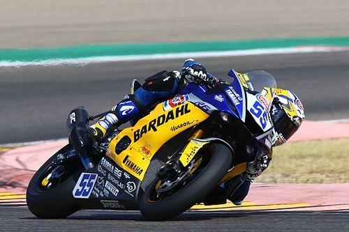 SSP, Aragon: Superpole di Locatelli, quarto Cluzel