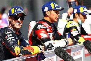 VIDEO: Startopstelling MotoGP Grand Prix van Stiermarken
