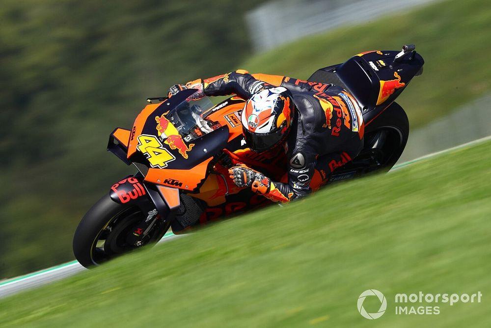 MotoGP, Stiria: prima pole KTM con Pol Espargaro!