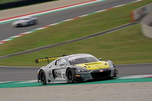 GT Italiano, Mugello, Libere 2: Audi ancora in vetta