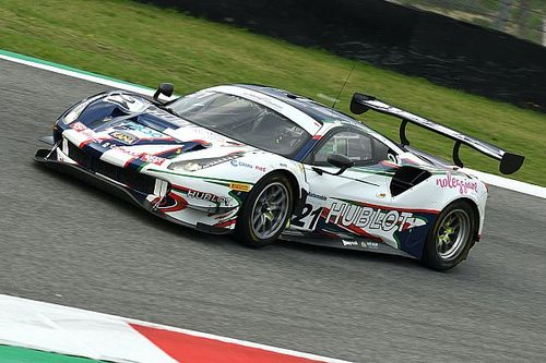 AF Corse porta a Daytona Cressoni e Mann con la Ferrari
