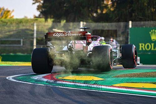 F1: 'Piloto do Dia', Raikkonen lamenta parada, mas exalta Alfa