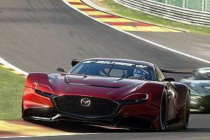 Mazda, su RX Vision Gran Turismo y un sorteo único