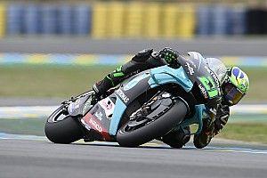 MotoGP, Le Mans, Warm-Up: ottimo passo per Morbidelli
