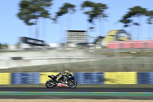 Volledige uitslag vierde vrije training MotoGP GP van Frankrijk
