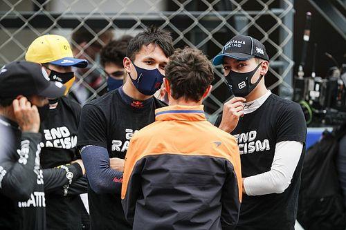 """Norris: """"Albon'un ayrılığı, F1'in ne kadar acımasız olabileceğini gösteriyor"""""""