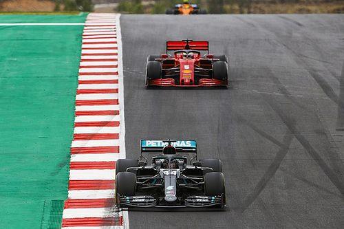 Zbyt duża przewaga Mercedesa