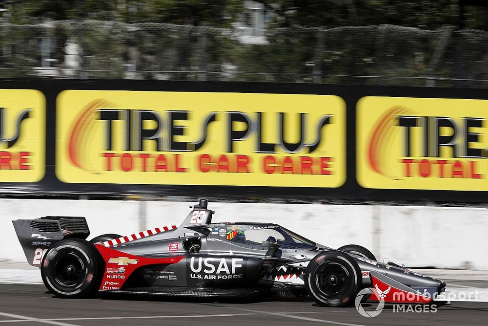 Carpenter edging closer to new deal with Daly, USAF
