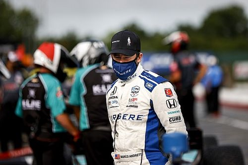 Marco Andretti Hanya Targetkan Tampil di Indy 500