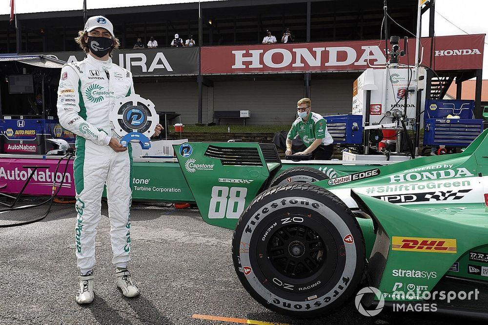 Andretti Autosport plaatst Herta in auto #26 in 2021