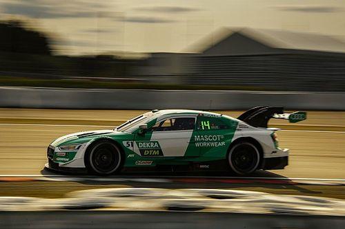 Nurburgring DTM: Muller beats Rast to Saturday pole