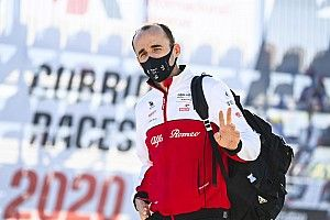 Alfa Romeo: Kubica in FP1 con la C39 di Raikkonen in Bahrain