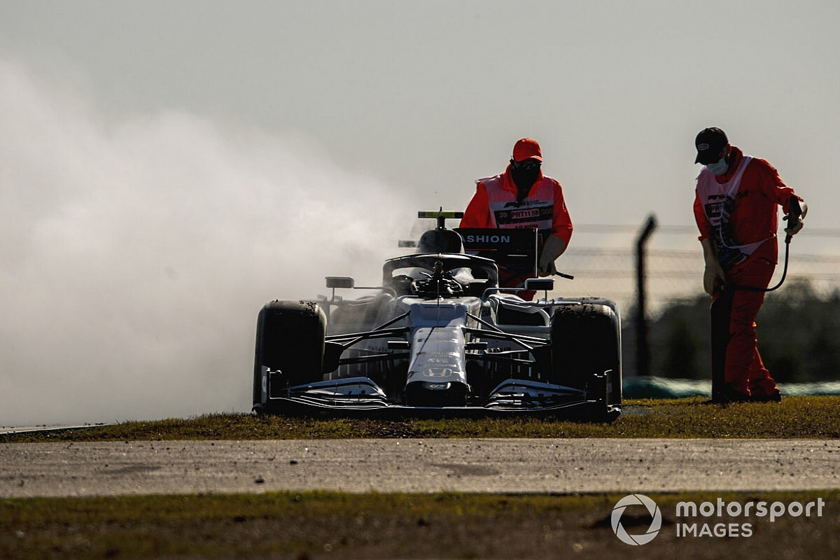 Гасли получил новое шасси для Гран При Португалии
