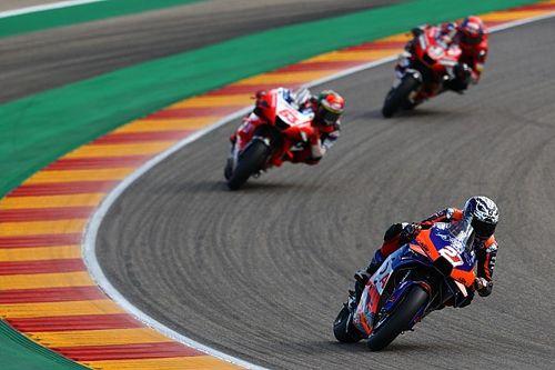 Смотрите прямо сейчас: квалификация Гран При Теруэля MotoGP