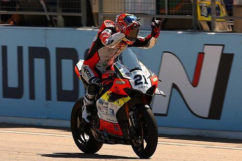"""Rea: """"Rinaldi merita la promozione nel team ufficiale Ducati"""""""