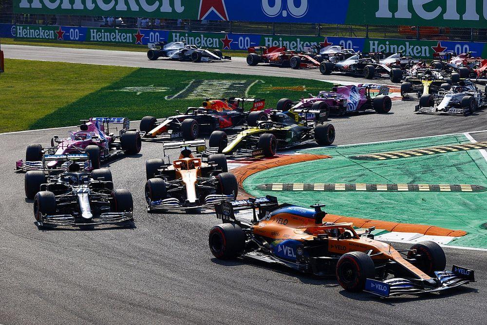 McLaren, kaçan galibiyete rağmen Sainz ve Norris'le gurur duyuyor