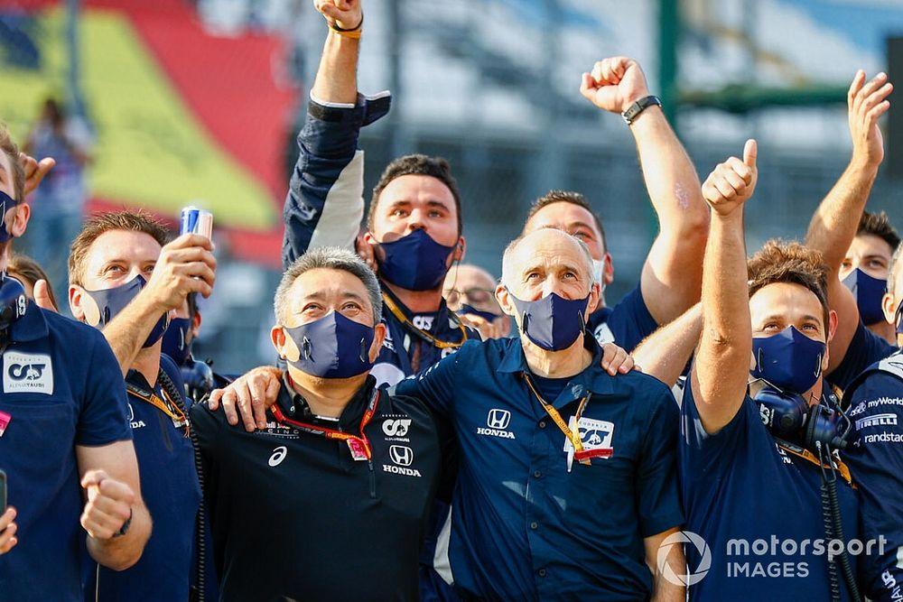 "Tost over zege Gasly in Monza: ""Hij was briljant"""