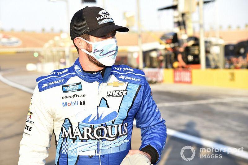 Niece Motorsports Pertahankan Ryan Truex untuk Seri Truk NASCAR 2021