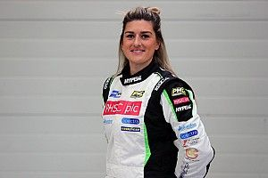 Jade Edwards joins BTCC grid full time for 2021