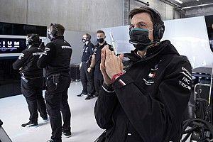 """Wolff szerint a Mercedes """"sebezhető"""" lesz a Belga Nagydíj első körében"""