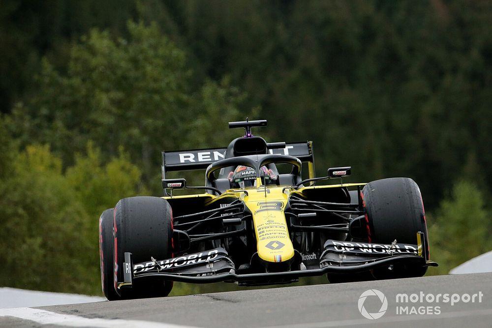 """Une Renault """"dangereusement trop rapide"""" pour McLaren à Spa"""