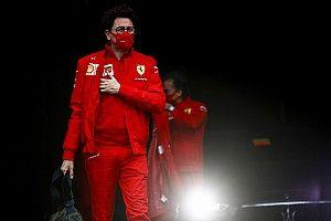 Binotto tras el GP de Bélgica: Ferrari no está en crisis