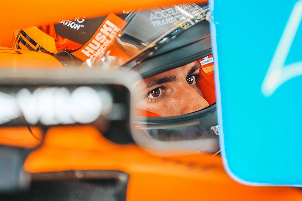 Why Sainz feels no fear joining Ferrari
