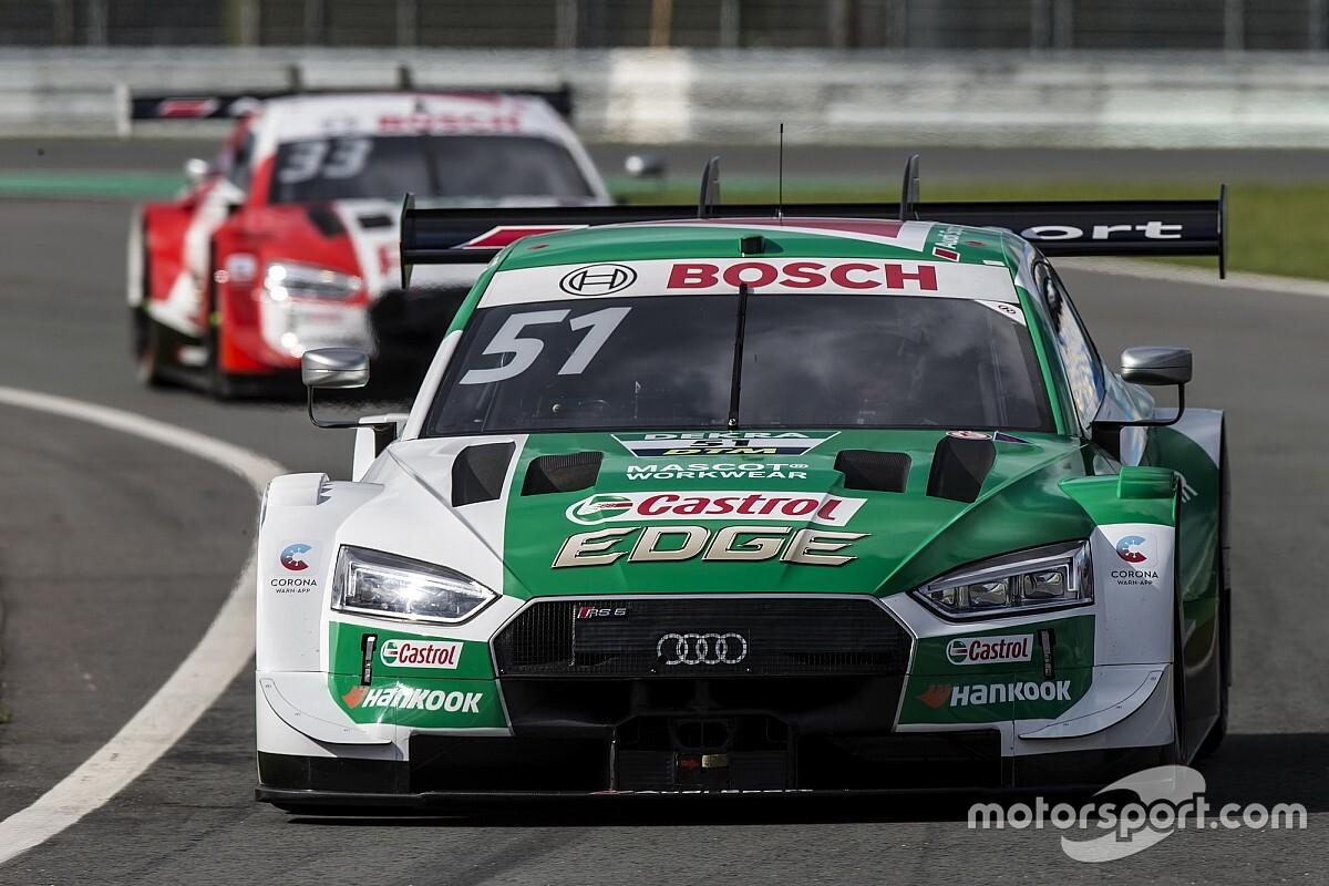 Audi wróciły na czoło