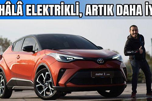 2019 Toyota C-HR 1.8 Hybrid Passion X-Pack   Neden Almalı?