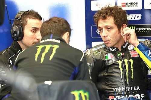 MotoGP: Rossi diz que precisa melhorar para renovar com a Yamaha
