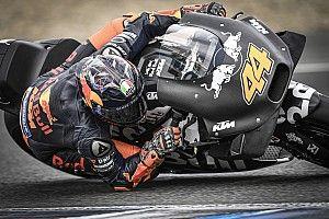 KTM lidera el último día del shakedown en Sepang