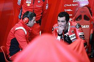 """Ducati: Petrucci's post-renewal slump """"just a coincidence"""""""