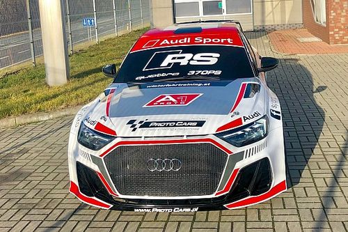 Audi A1 Proto z Dytko Sport