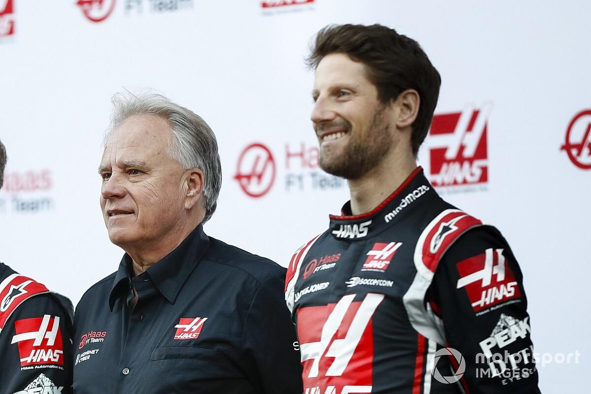 F1: Grosjean e Magnussen anunciam saída da Haas ao final de 2020