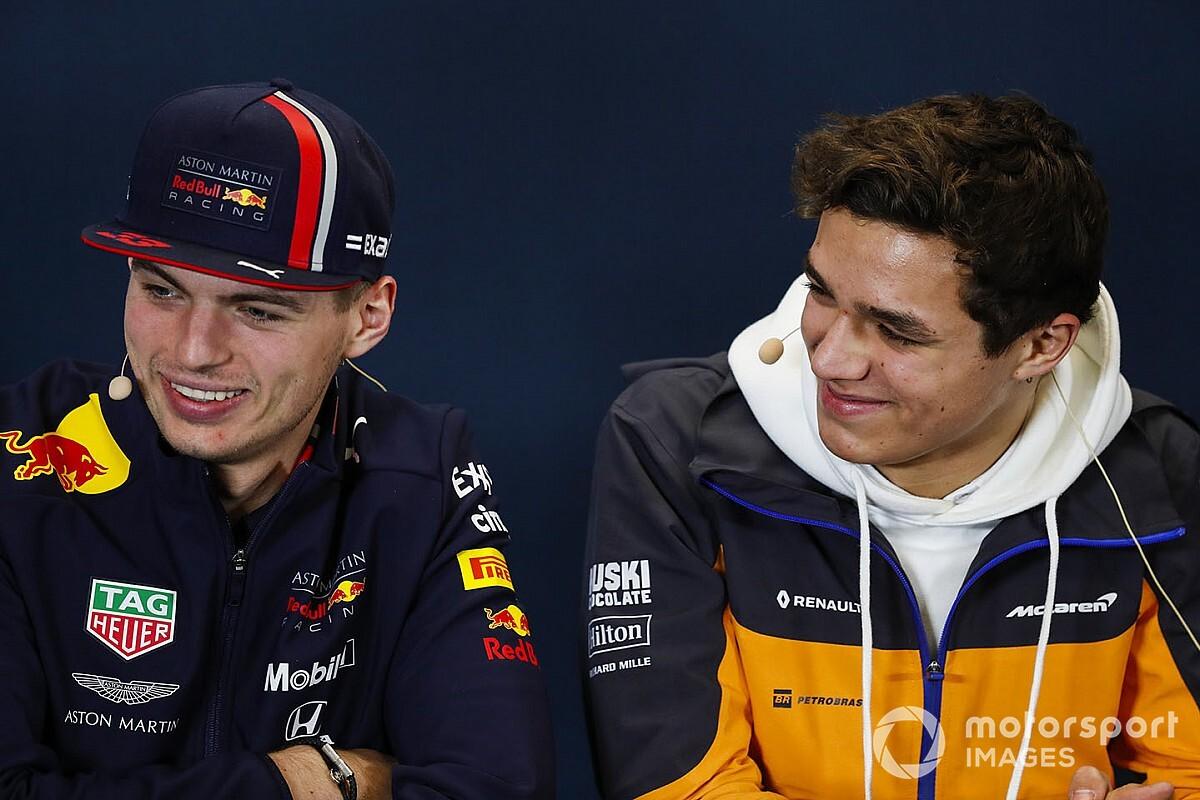 Verstappen e Norris alla Virtual 24h di Le Mans con Redline