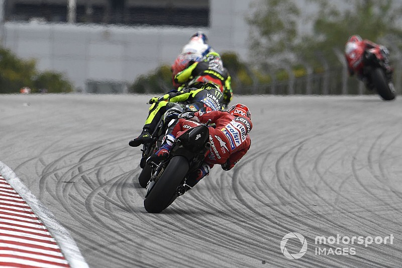 Sepang MotoGP qualifying as it happened