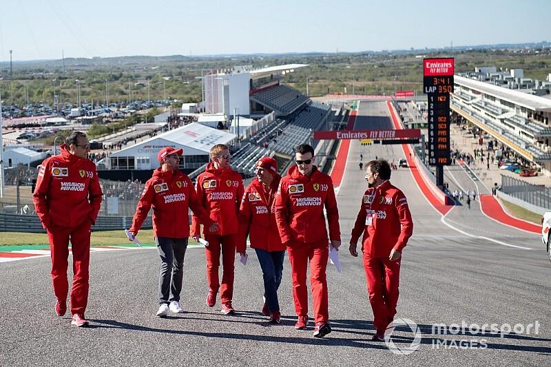 Ferrari nie wyklucza weta