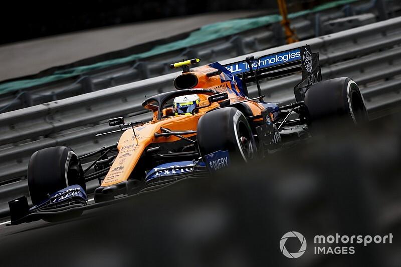 Norris hirtelen a legjobb helyzetbe kerülhet a McLarennel a brazil futamon