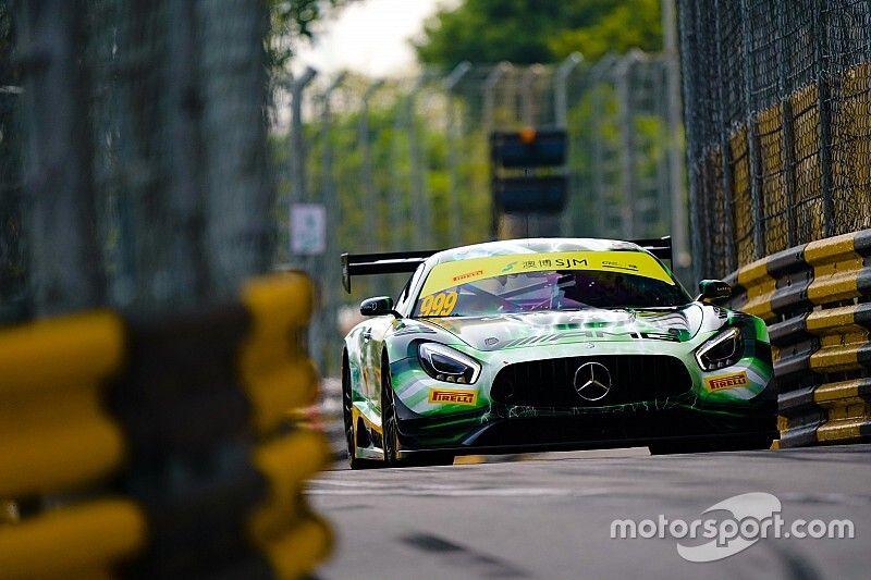 Macau GP, GT: Raffaele Marciello artiglia la pole allo scadere